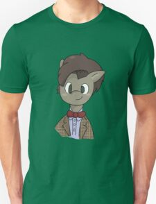 11th Doctor whooves T-Shirt