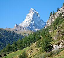 Matterhorn  by GOSIA GRZYBEK