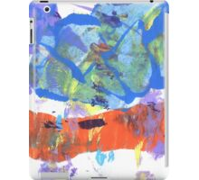 Smoosh #7 iPad Case/Skin