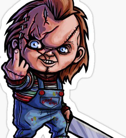 The Killer Doll Sticker