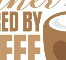 Mother Powered by COFFEE Sticker