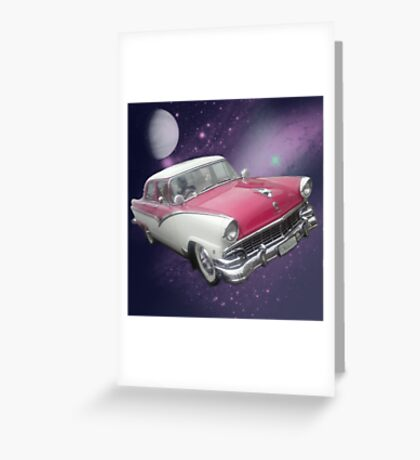 CREAM Greeting Card