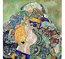 Gustav Klimt - Baby ,Cradle  Photographic Print