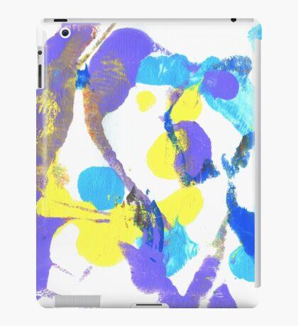 Smoosh #8 iPad Case/Skin