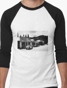 Belfast Store Men's Baseball ¾ T-Shirt