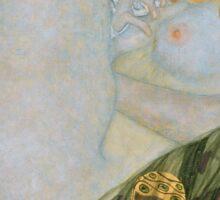 Gustav Klimt  - Danae Sticker