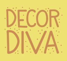 DECOR DIVA Kids Tee