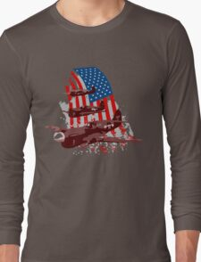 Fighter Set Long Sleeve T-Shirt