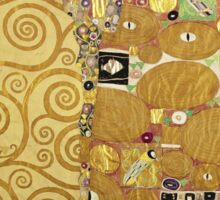 Gustav Klimt  - The Embrace Sticker