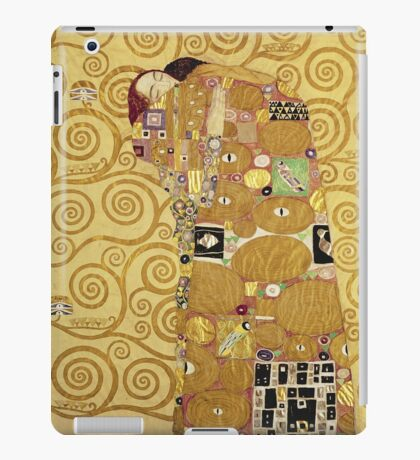 Gustav Klimt  - The Embrace iPad Case/Skin