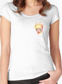 Applejack Women's Fitted Scoop T-Shirt