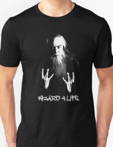 Wizard 4 Life - Gandalf T-Shirt