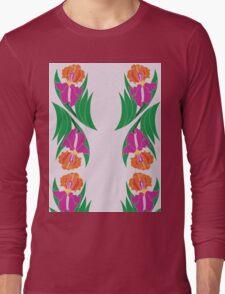 Iris Ring Long Sleeve T-Shirt