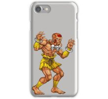 Dhalsim - indian fighter iPhone Case/Skin