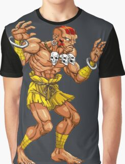 Dhalsim - indian fighter Graphic T-Shirt
