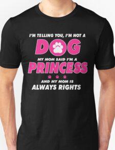 DOG - Princess T-Shirt