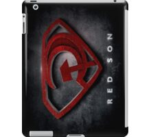 Superman Red Son iPad Case/Skin