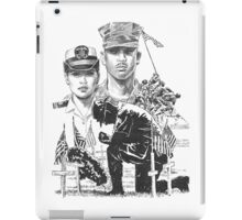 United States Armed Forces iPad Case/Skin