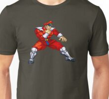 Mr. Bison - special guest fighter Unisex T-Shirt