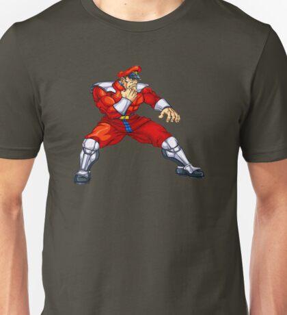 Mr. Bison - special guest fighter Unisex T-Shirt
