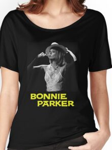 BONNIE PARKER (BONNIE AND CLYDE) Women's Relaxed Fit T-Shirt