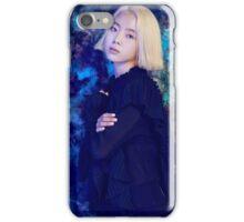 Blue Eyed Zuny iPhone Case/Skin