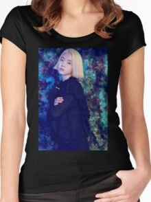 Blue Eyed Zuny Women's Fitted Scoop T-Shirt