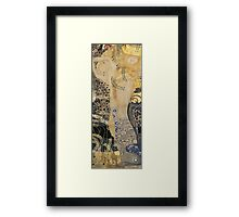 Gustav Klimt  - Water Serpents Framed Print