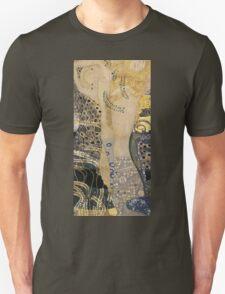 Gustav Klimt  - Water Serpents Unisex T-Shirt