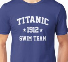 Titanic Swim Team Unisex T-Shirt