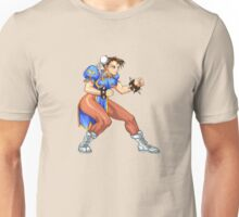 Chun-Li Zang - chinese fighter Unisex T-Shirt