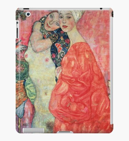 Gustav Klimt  - Women Friends iPad Case/Skin