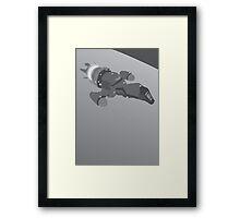 serenity, firefly Framed Print