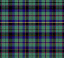 Clan Stevenson Tartan by thecelticflame