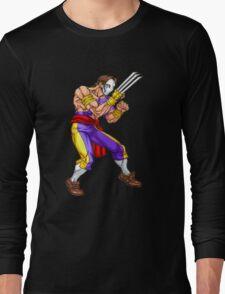 Vega/Barlog - iron fighter Long Sleeve T-Shirt