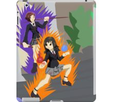 Trauma and Edge 1 iPad Case/Skin