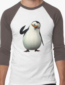 Penguins of Madagascar 7 Men's Baseball ¾ T-Shirt