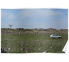 Golan Heights Poster