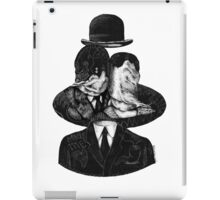 René Magritte iPad Case/Skin