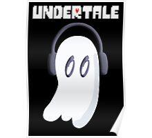 Booo - Undertale Poster