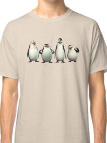 Penguins of Madagascar 9 Classic T-Shirt