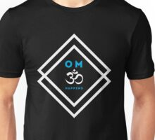Yoga: OM Happens Unisex T-Shirt