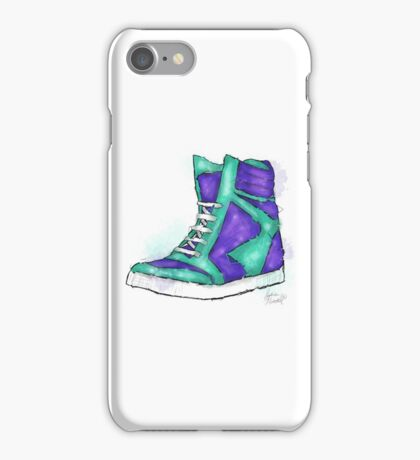 High Top iPhone Case/Skin