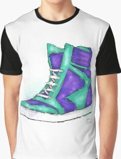 High Top Graphic T-Shirt