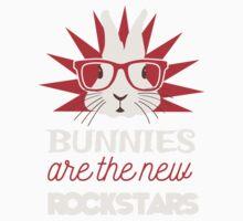 Bunnies are the new rockstars One Piece - Short Sleeve