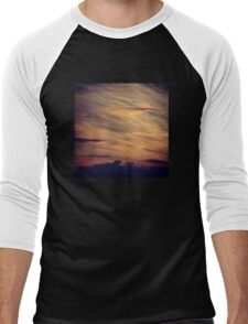 Sunrise & Clouds Men's Baseball ¾ T-Shirt