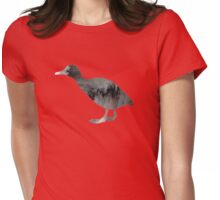 Canvasback Womens Fitted T-Shirt
