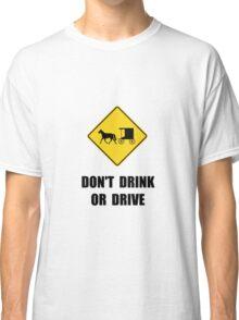 Amish Drink Classic T-Shirt