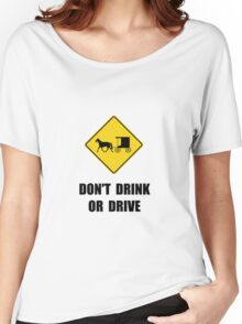 Amish Drink Women's Relaxed Fit T-Shirt