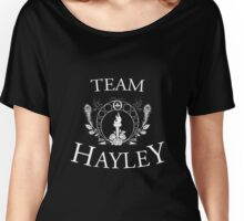 The Originals - Team Hayley Women's Relaxed Fit T-Shirt